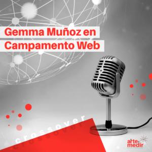 Crossover: Gemma Muñoz en Campamento Web