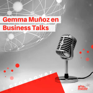 Crossover: Gemma Muñoz en Business Talks 2018
